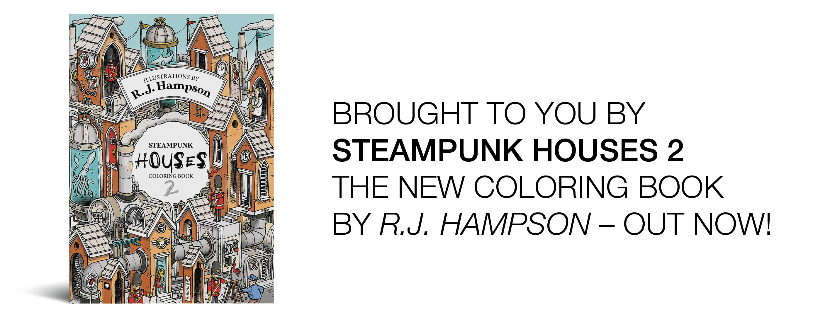 Steampunk Houses 2